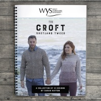 West Yorkshire Spinners Croft pattern book
